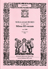 Missa III vocum for SSA (Mass for 3 Voices)