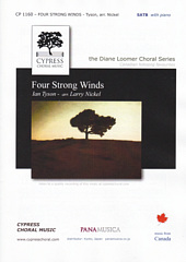Four Strong Winds [SATB]