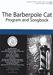 Barberpole Cat Songbook vol.1 (Barberpole Cat Program and Songbook)
