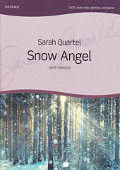Snow Angel [SATB]