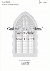 God will give orders / Sweet Child [SATB] (