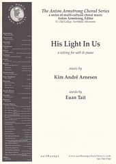 His light in us [SATB]
