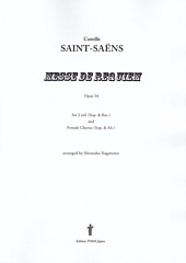 MESSE DE REQUIEM Opus 54 [SA]