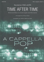 Time After Time(SSA a cappella)