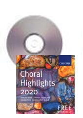 [CD]Choral Highlights 2020
