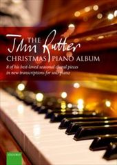 The John Rutter Christmas Piano Album (ピアノソロ)